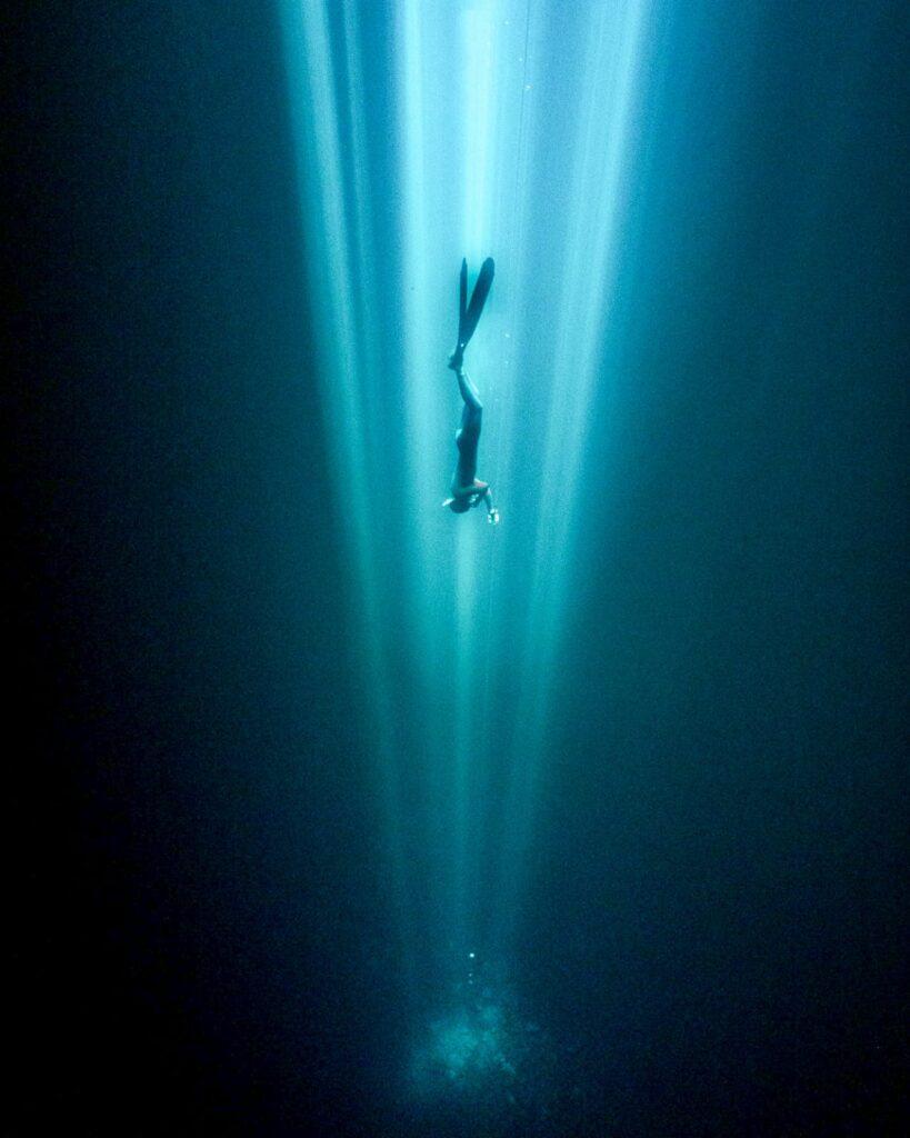 Freediving - the art of apnea