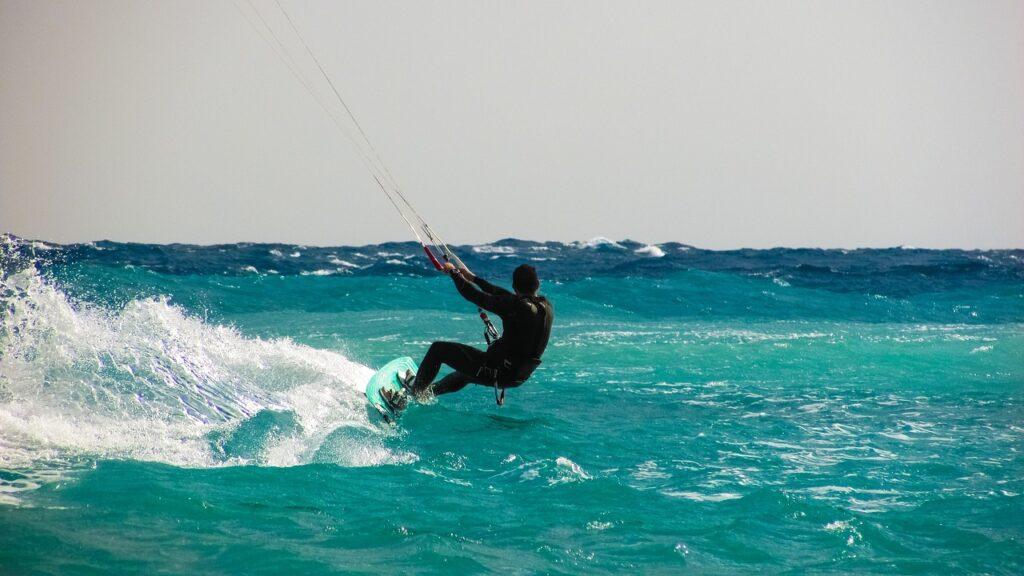 Top 10: kitesurf