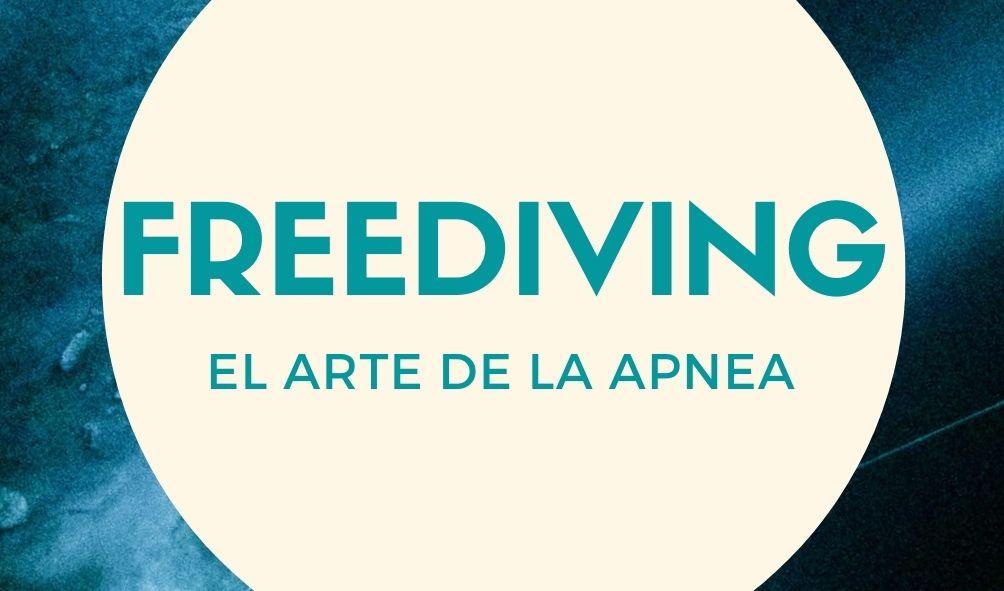actividades bajo el agua - Freediving